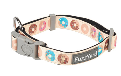 Fuzzyard Collar Leash - FuzzYard Go Nuts – Collar & Leash