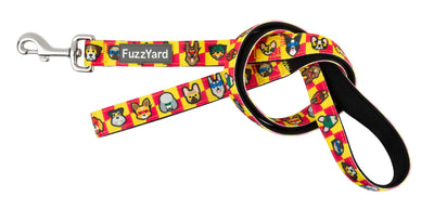 Fuzzyard Collar Leash - FuzzYard Doggoforce – Collar & Leash
