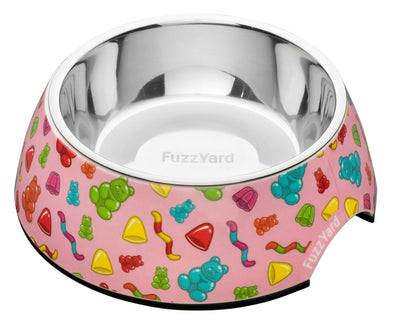 Fuzzyard Bowl - FuzzYard Jelly Bears – Easy Feeder Bowl + Silicon Feeding Mat