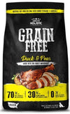 Absolute Holistic Duck & Peas (Grain Free) (3 sizes) – Dry Dog Food - 70% Meat Products + Superfoods