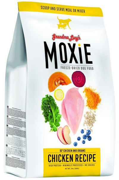 Grandma Lucy Moxie Chicken (For Dogs) (227g) – Freeze Dried Meal / Mixer for Dogs