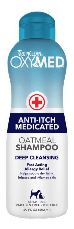 OxyMed Anti-Itch (592ml / 3800ml) – Medicated Dog / Cat Shampoo