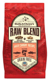 Stella & Chewy's Raw Blend Wild Caught (Trout + Salmon + Haddock) (2 sizes) - Dry Dog Food