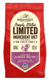 Stella & Chewy's Simply Stella's Limited Ingredient Diet Cage-Free Turkey (2 sizes) - Dry Dog Food (Food Allergy)