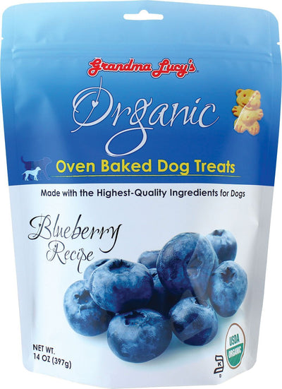 Grandma Lucy Organic Blueberry for Dogs (397g) – Oven Baked Treats