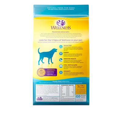 Wellness Complete Health Whitefish and Sweet Potato (2 sizes) - Dry Dog Food