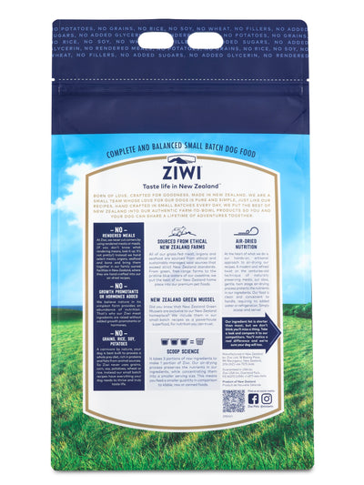 Ziwi - Promo: ZIWI Peak Beef (4 Sizes) - Air-Dried Dog Food - 96% Meat, Organs + NZ Green Mussels