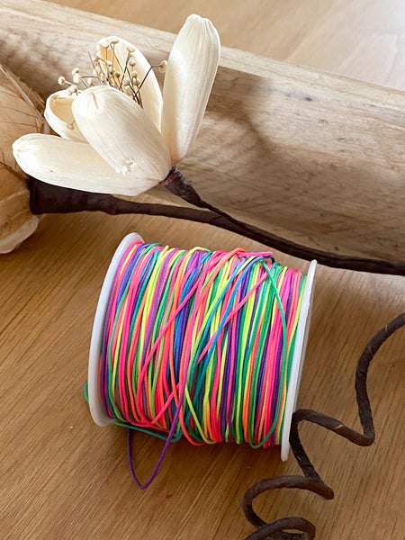 Bracelet « HAPPY » aux multiples coloris