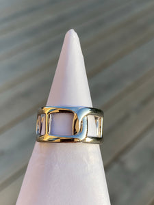 Chesmet ring, 925 silver