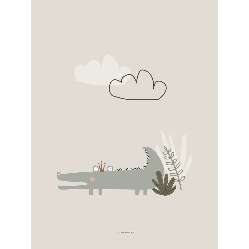 Safari Jungle Bundle, save over £11 when you buy 3 prints
