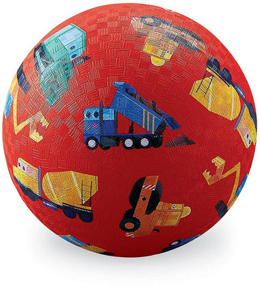 Crocodile Creek Playball 18cm kleine voetbal | Little Builder