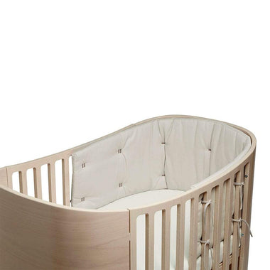 Leander Bedomrander Classic Babybed | Cappuccino