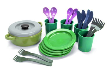 Dantoys Bio Dinner Set 22 stuks
