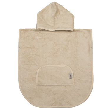 Timboo bamboo poncho | Frosted Almond
