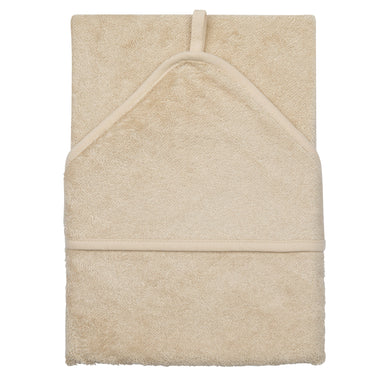 Timboo bamboo badcape 74x74cm | Frosted Almond