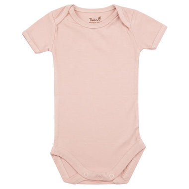 Timboo Body Shortsleeve | Misty Rose
