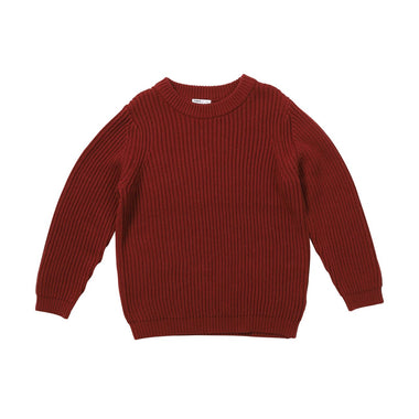 Maed For Mini Knit Sweater | Rocky Rhino