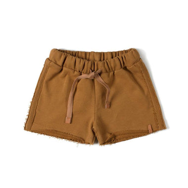 Nixnut Basic Short | Caramel