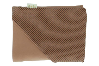 Heart Of Gold Wikkelcape Badcape 100x100cm Claudy | Stripes Arabe
