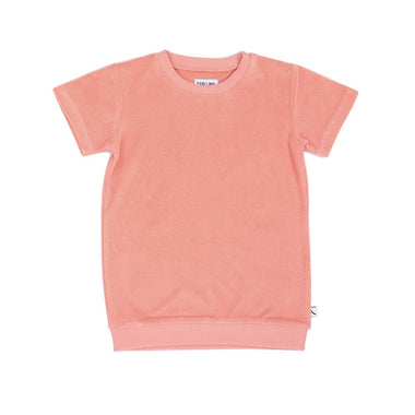 CarlijnQ Sweater Short Sleeve | Pink