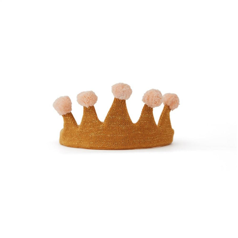 OYOY Living Costume Princess Crown - Camel