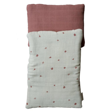 Fabelab Doll Bedding - Wild Berry