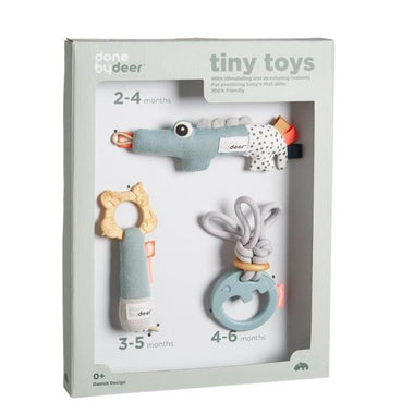 Done By Deer Tiny Toys - set 3 Gift Set