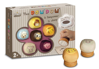 Stempel set dou'dou sheep