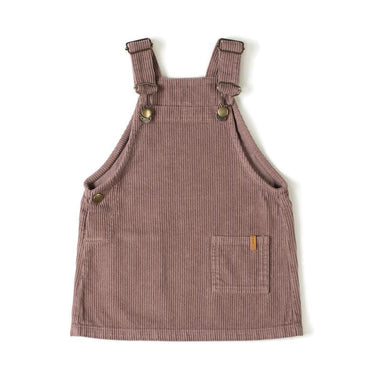 Nixnut Dungee Dress | Mauve