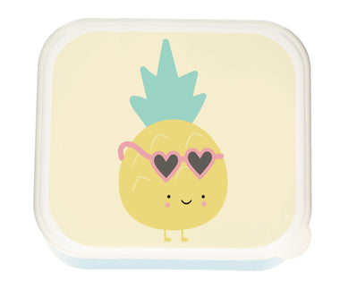 Eef Lillemor Lunch box | Pineapple