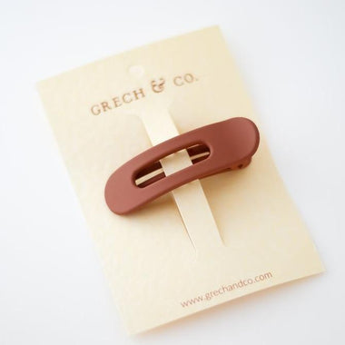 Grech & Co Grip Clip | Rust