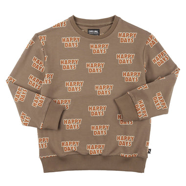 CarlijnQ Sweater | Happy Days