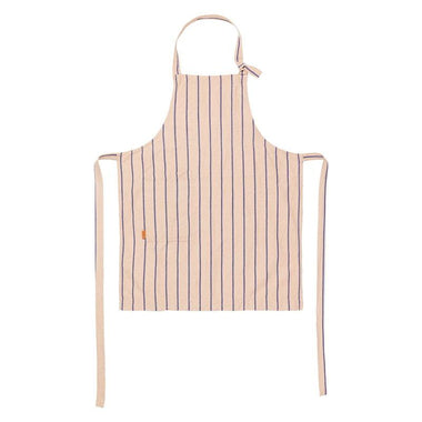 Ferm Living Keukenschort Kids Hale Apron | Rose/Bright Blue