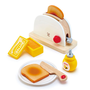 HAPE Houten pop-up toaster
