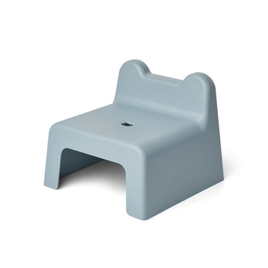 Liewood Harold Mini Chair | Sea Blue