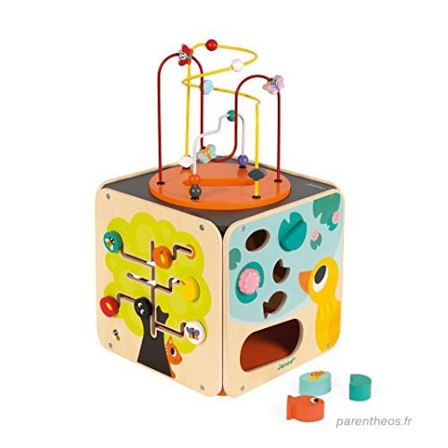 Janod looping multi speeltafel