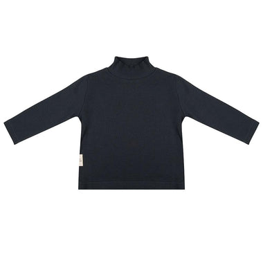 Little Indians Longsleeve Turtleneck | Night Sky Rib