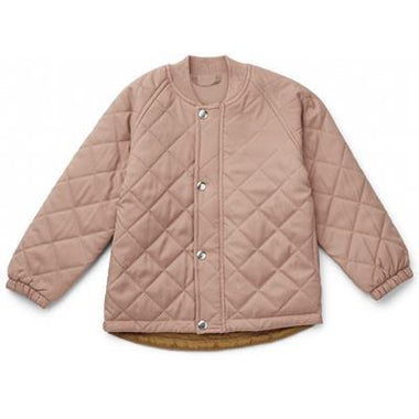 Liewood Daphne Thermo Jacket | Dark Rose