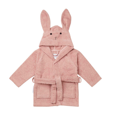 Liewood Lily Bathrobe | Rabbit Rose