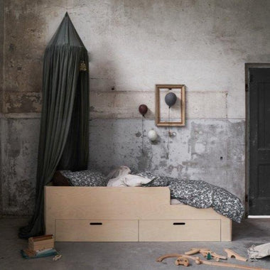 Little Dreamers bed 200x90cm Riva