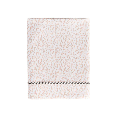 Mies & co wieglaken 80x100cm | Wild Child Chalk Pink