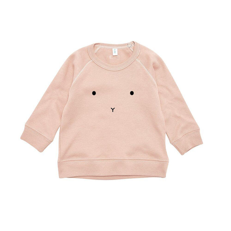 Organic Zoo Sweater | Clay Bunny