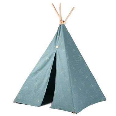 Nobodinoz tipi Phoenix - Gold Confetti/Magic Green