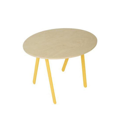 In2wood Speeltafel 70x56 cm | Yellow