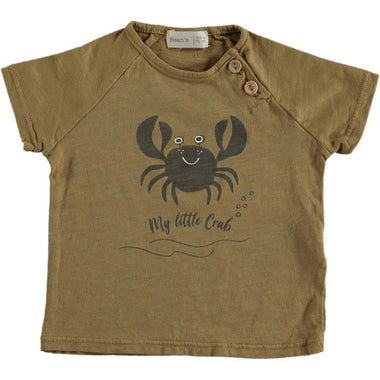 Bean's Clownfish T-shirt | Camel