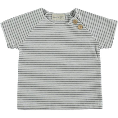 Bean's Clownfish Striped T-shirt | White