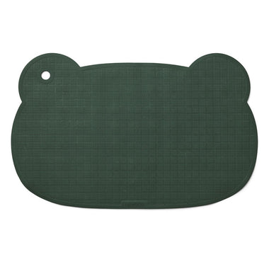 Liewood Sailor anti-slip Badmat | Mr Bear Garden Green