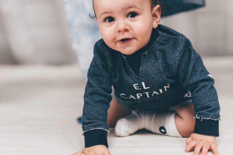 Sproet & sprout Sweater El Captain