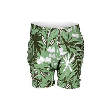 nOeser Robin shorts jungle - Woody green