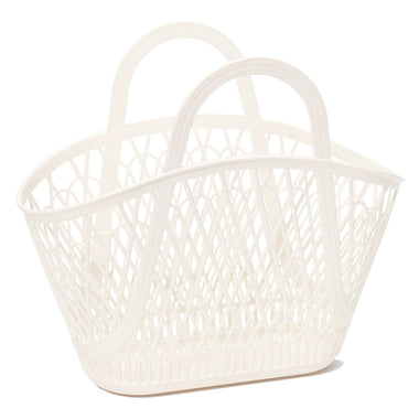 Sunjellies Betty Basket - Cream